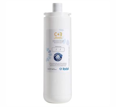 Refil C+3 para purificador de agua