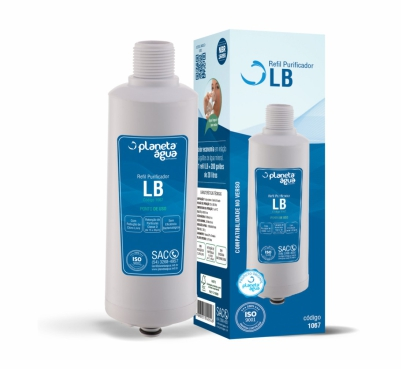 Refil LB Libel Acqua Flex