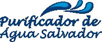 Purificador de água Salvador Logotipo