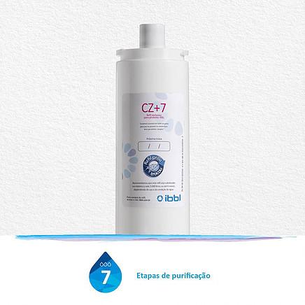 refil cz7 ibbl 7 etapas de filtragem