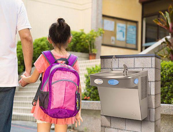 Purificador de Água para Escolas