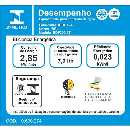 Bebedouro de Pressão PDF100 IBBL energia