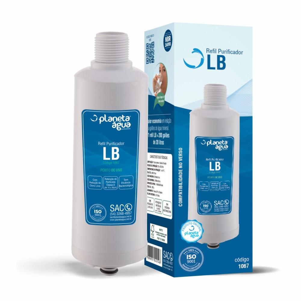 Refil LB para Purificador Libell (1)